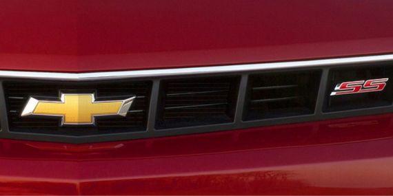 2014款雪佛莱科迈罗SS纽约车展首发