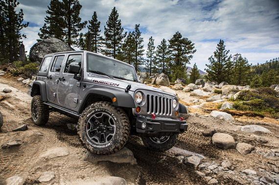 Jeep牧马人Rubicon十周年限量版