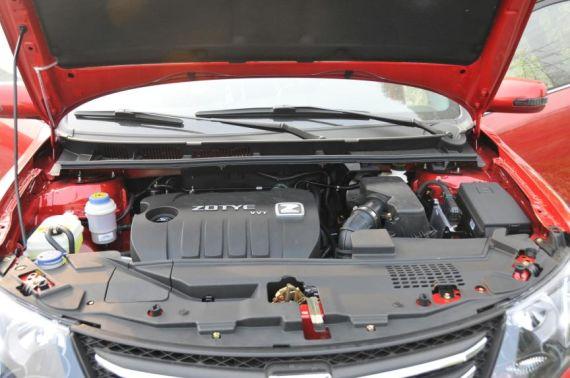 众泰Z300自动挡上海车展上市 或售7-9万