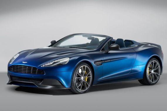 Aston Martin Vanquish Volante 24
