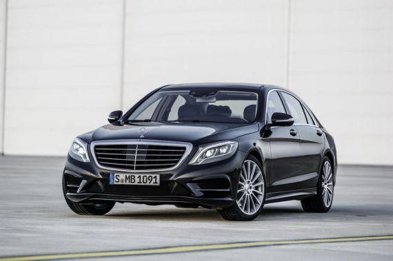 新款奔驰S级英国售价公布 62650英镑起
