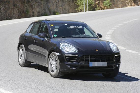 Porsche Macan Spy 07