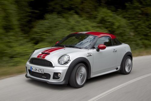 MINI将推全新跑车取代Coupe与Roadster