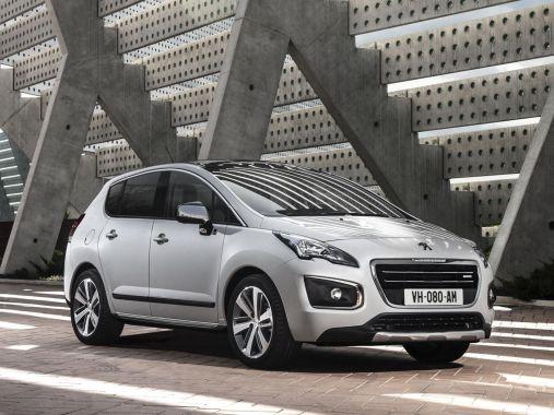 Peugeot 3008 Facelift 07