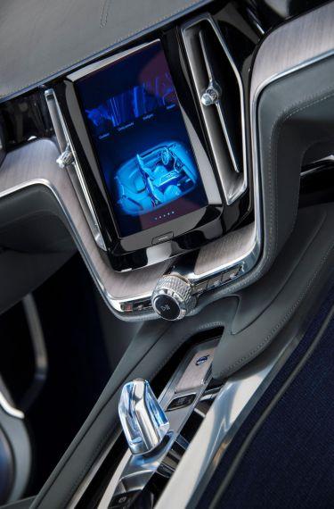 沃尔沃Concept Coupe