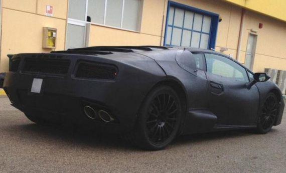 Lamborghini Cabrera Spy 02