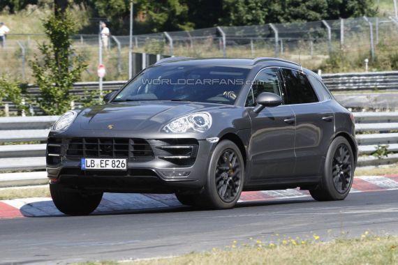 Porsche Macan Spy 01