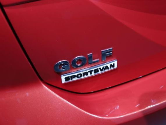 大众高尔夫Sportsvan