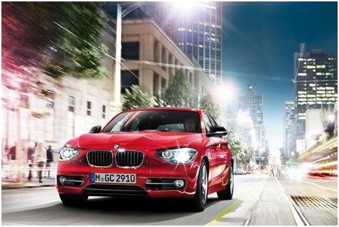 北京京顺宝BMW1系悦享金秋双节盛惠