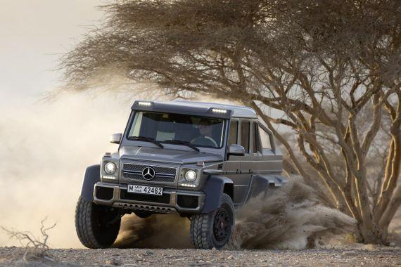 Mercedes-Benz G63 AMG 6x6 01