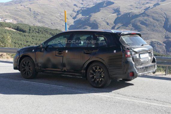 Subaru Legacy Spy 04