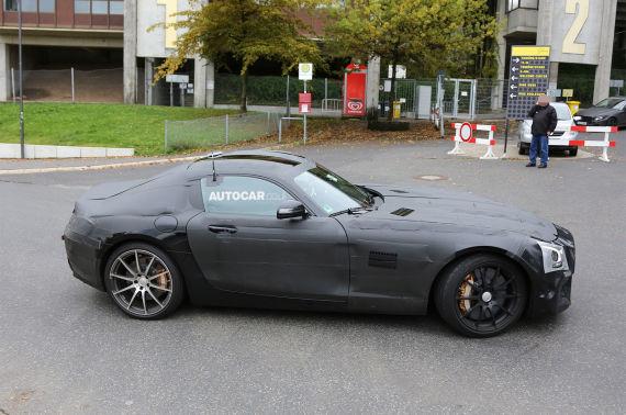 Mercedes-Benz GT AMG Spy 07