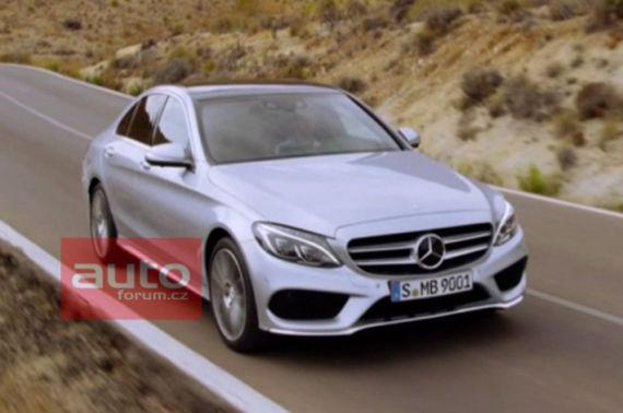 Mercedes-Benz C-Class 01