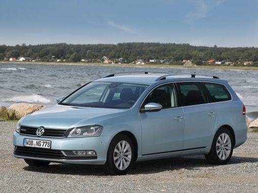 第二名 VW Passat