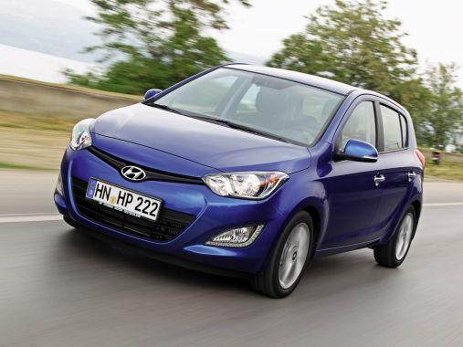 第八名 Hyundai i20