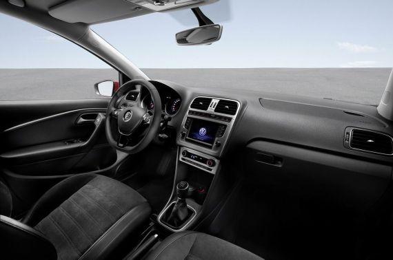 大众推出新款Polo 日内瓦车展首发