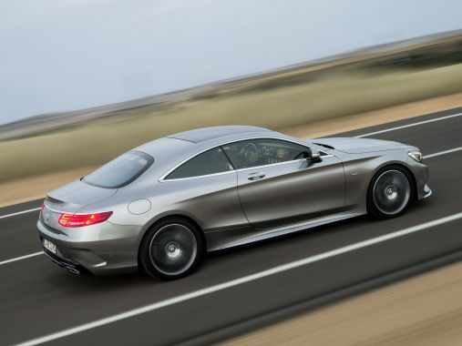 Mercedes-Benz S-Class Coupe 02