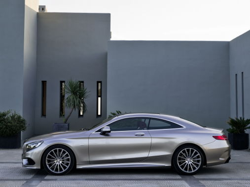 Mercedes-Benz S-Class Coupe 09