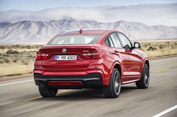 BMW X4 08
