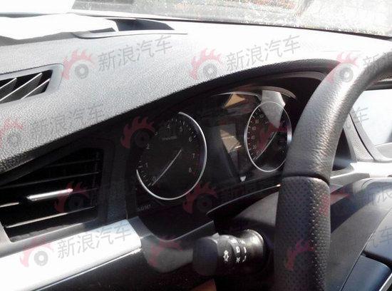 搭1.8TGDI发动机 帝豪EC9定妆细节曝光