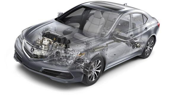 Acura TLX 33