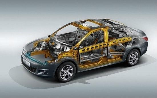 基于EMP1平台打造的第一款车型-新爱丽舍