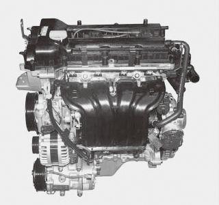 奇瑞1.6T涡轮增压发动机