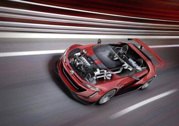 大众GTI Roadster敞篷概念跑车