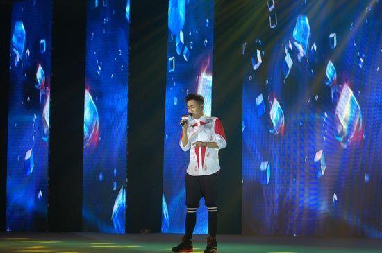 中国好声音学员表演
