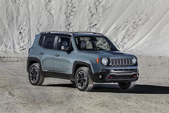 Jeep自由侠(目前为进口)
