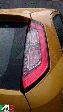Fiat Punto Facelift Spy 04