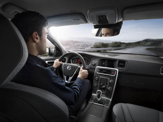 沃尔沃的新款车型都将陆续配备Sensus系统