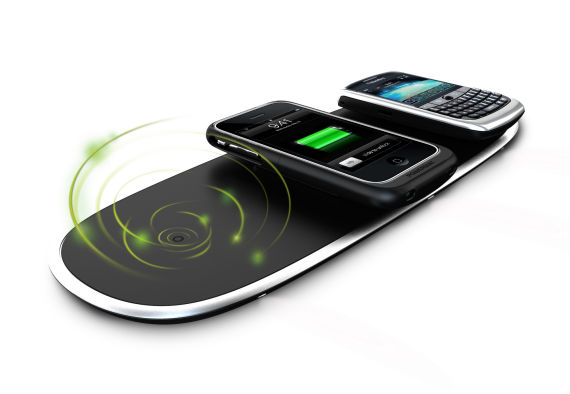 Powermat无线充电技术