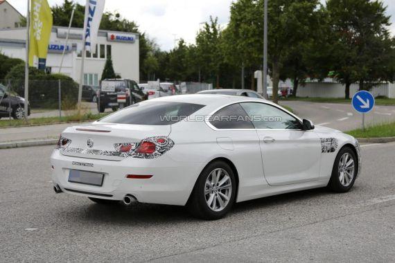 新款6系Coupe