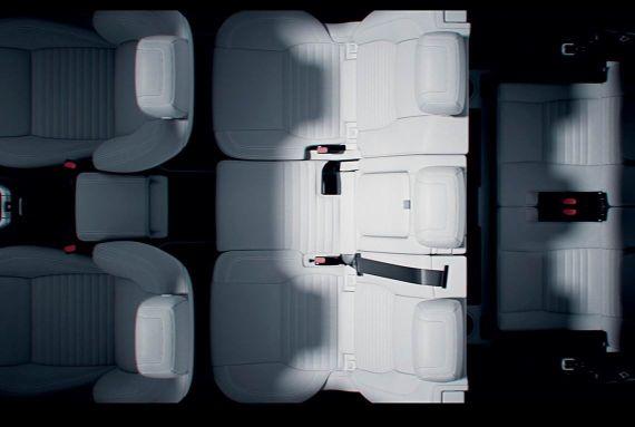 全新发现运动版的座舱图