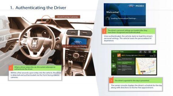 福特同英特尔展开协作 开发车内监测应用