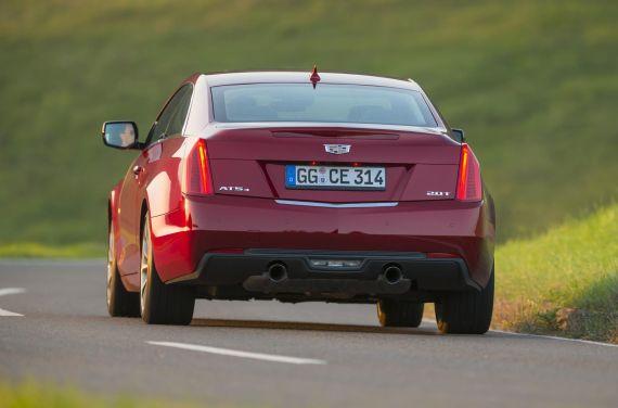Cadillac ATS Coupe Euro-Spec 03