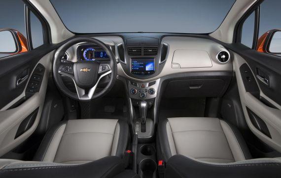Chevrolet Trax 03
