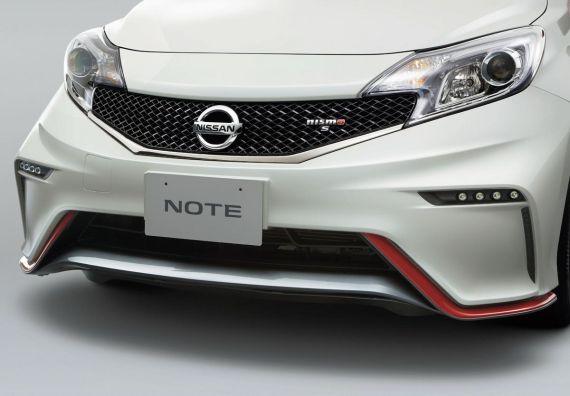 日产推出Note Nismo高性能版