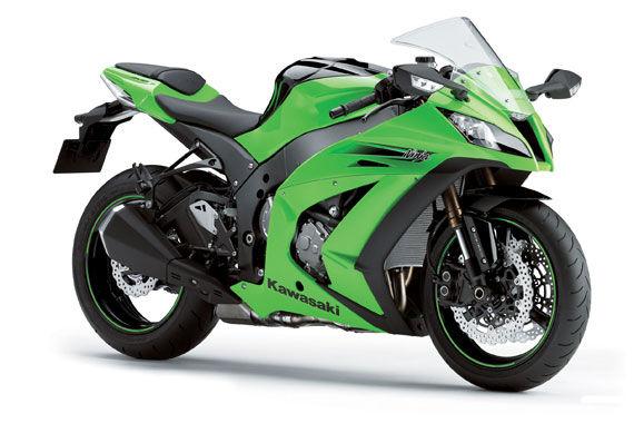 年度摩托车奖-川崎Ninja 250