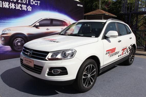 众泰T600 2.0T DCT