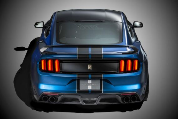 Shelby GT350R Mustang _13