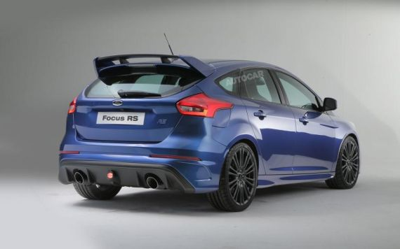 Ford Focus RS 08