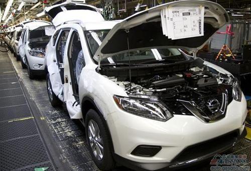美国需求增长 日产拟扩大韩国产Rogue出口量