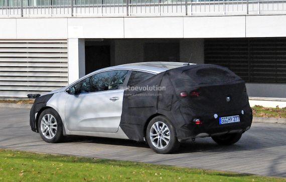Kia Pro_ceed Facelift Spy 06
