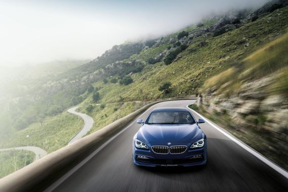 BMW ALPINA B6 xDrive Gran Coupe 03
