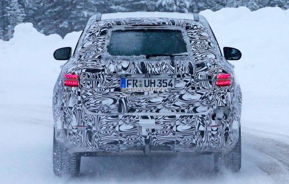 Mercedes-Benz GLC Plug-In Hybrid Spy 08