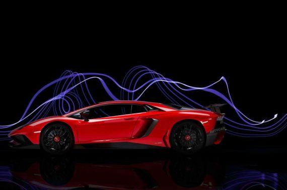 Lamborghini Aventador Super Veloce 09