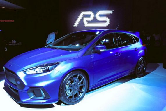Ford Focus RS 02