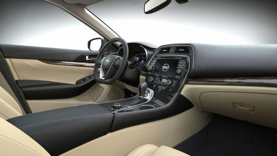 Nissan Maxima 09